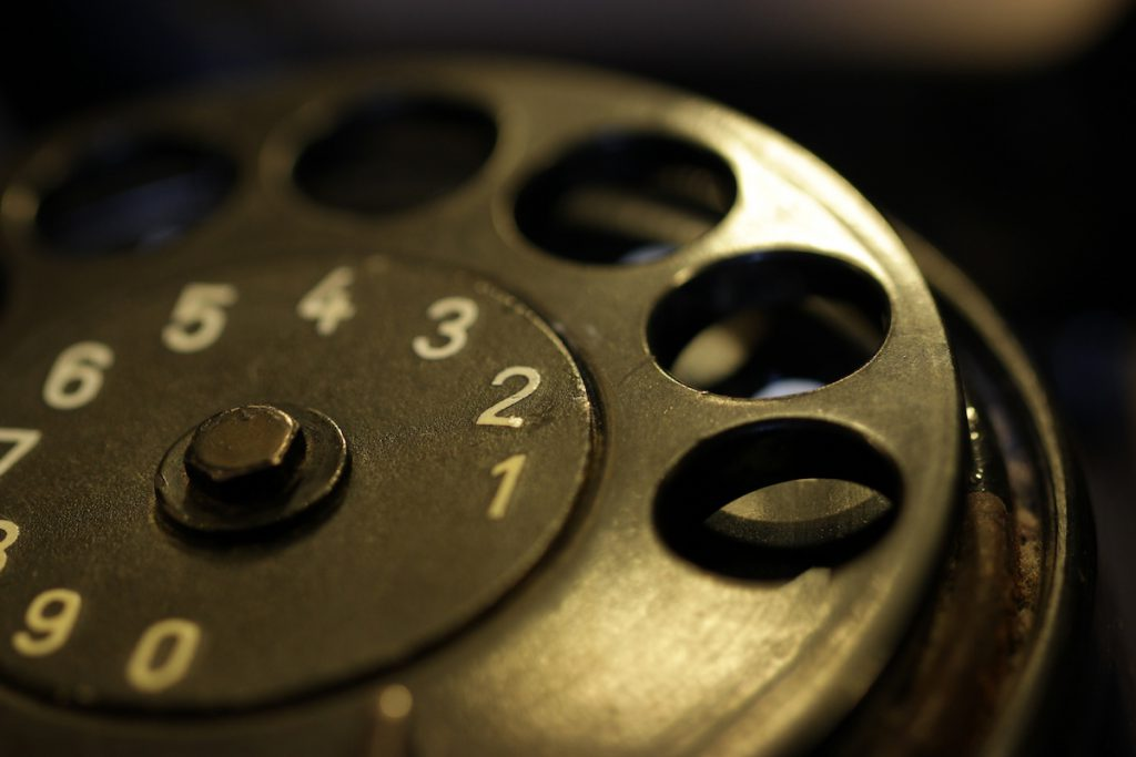 Plumper Betrugsversuch am Telefon. Foto: Jan-Hendrik Caspers/Flickr